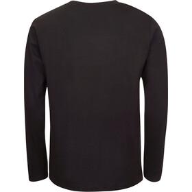 Elkline Far Away Langærmet T-shirt Herrer, black/vw